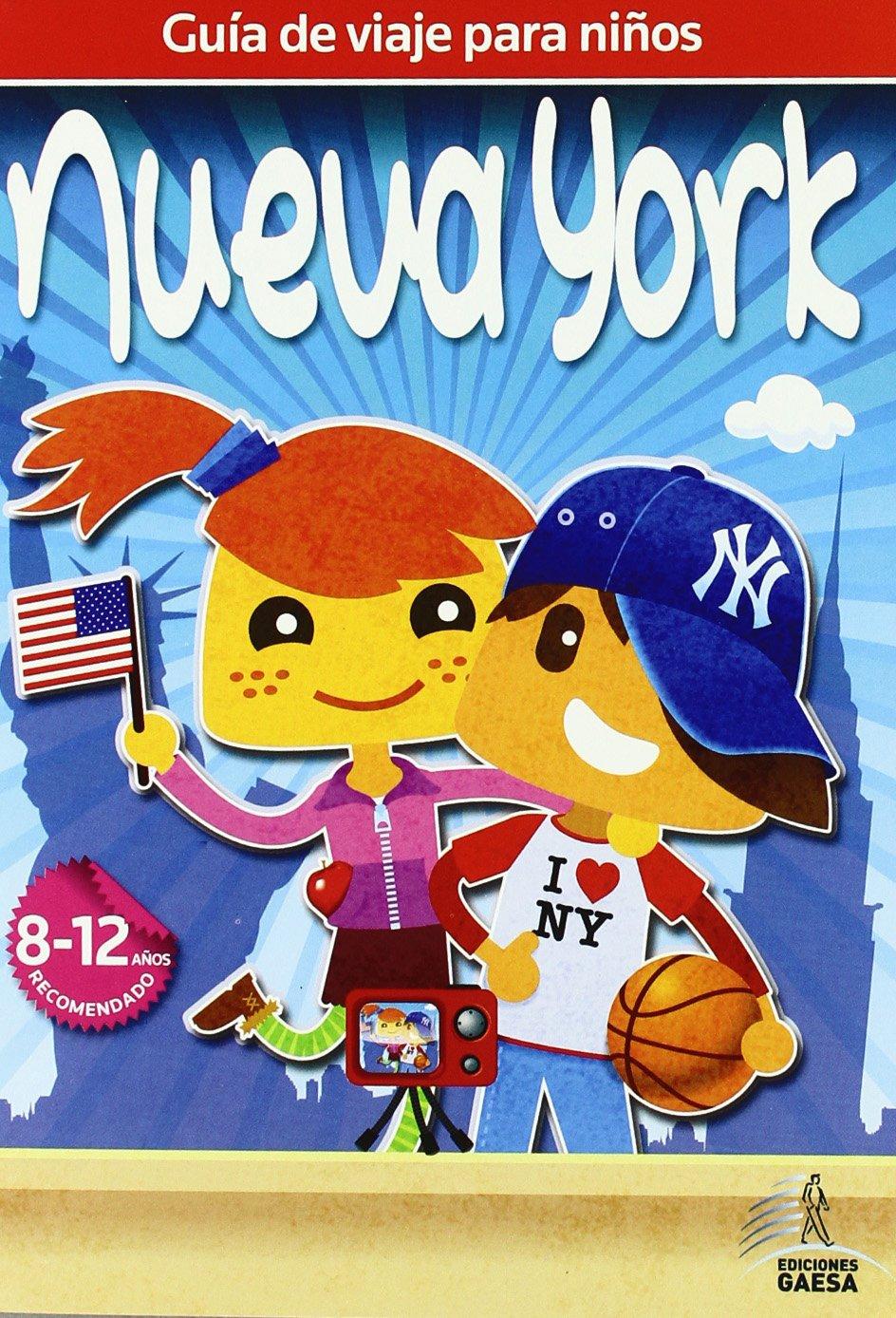Guía de viajes para niños Nueva York Guia De Viaje Para Niños: Amazon.es: Guindel, Mario, Guindel, Francisco: Libros