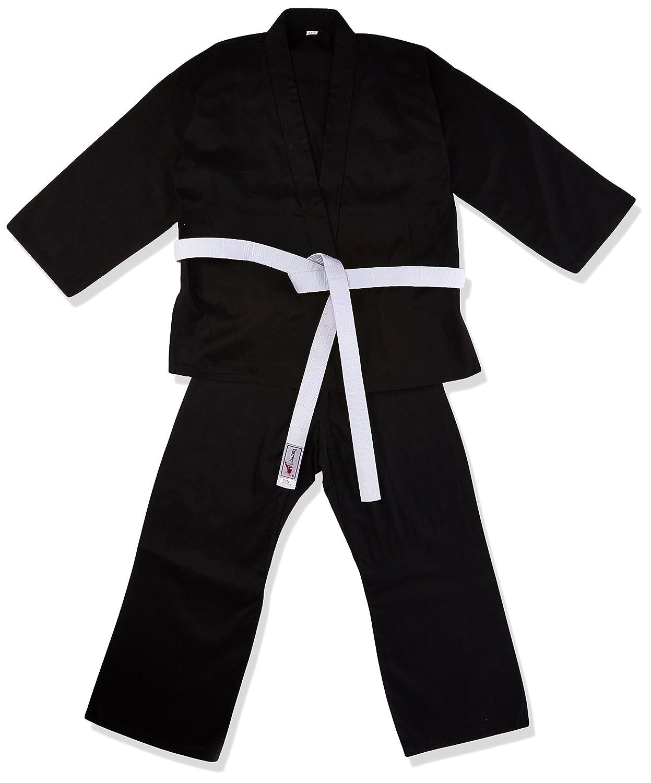 TurnerMAX Kampfsportanzug Taekwondo & Karate 8 OZ Karateanzug Karateanzug Karateanzug Ausbildung Baumwolle B001GUXOAQ Sets Modebewegung 049422