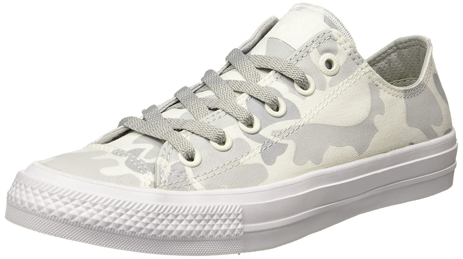 Converse Converse Converse Unisex-Erwachsene Chuck Taylor All Star Ii Reflective Camo Low-Top, 271cd1