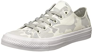 d0451492abb9 Converse Unisex Chuck Taylor All Star II Reflective Camo Low Top Sneaker  (13