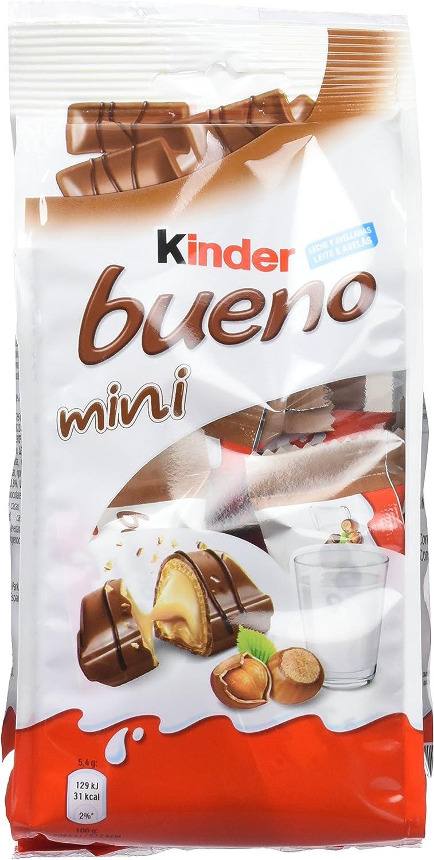 Kinder Bueno - Mini Pack de 20 - , Pack de 6: Amazon.es ...