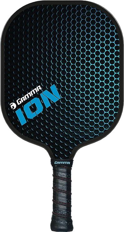 Amazon.com: Gamma Premium Pickleball Paddle - Fibra de ...