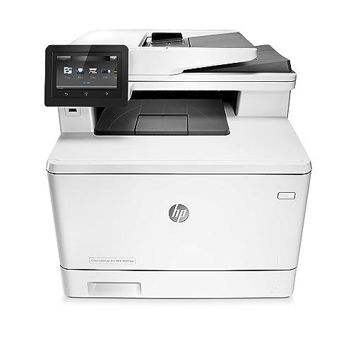 HP Color LaserJet Pro MFP M377dw Impresora láser a color A4 hasta 24 ppm 750 a 4000 páginas al mes USB 2 0 alta velocidad y de fácil acceso Red Gigabit Ethernet 10 100 1000 Base TX incorporado