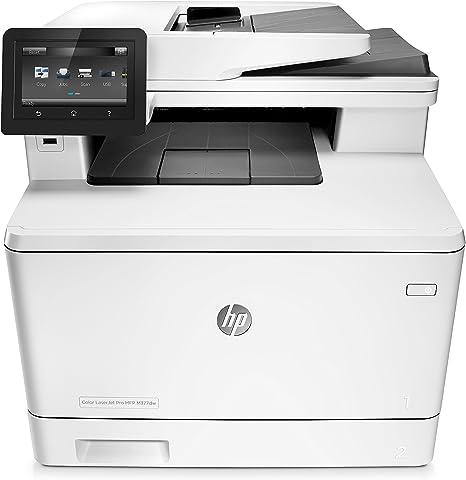 HP Color LaserJet Pro MFP M377dw - Impresora láser a color(A4 ...