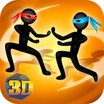 Amazon.com: Stickman Ninja Assassin Legend Revenge War ...