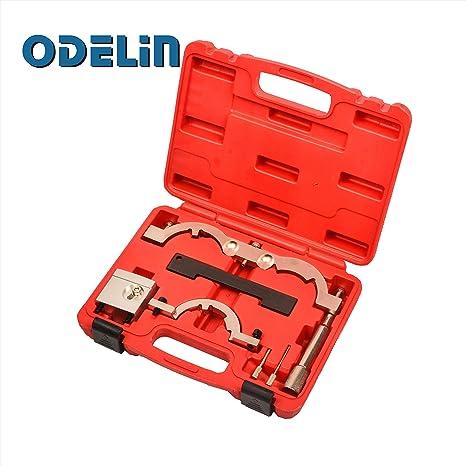 Engine Care Turbo Engine Timing Locking Tools Kit For Opel Vauxhall Chevrolet 1.0 1.2 1.4 - - Amazon.com