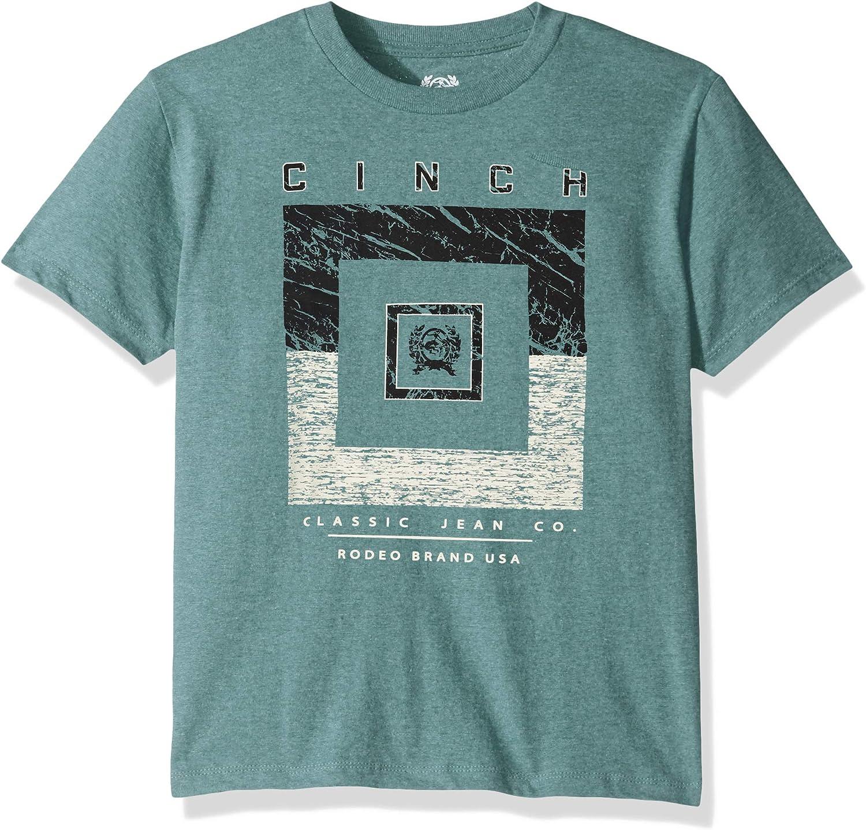 Cinch Big Boys Short Sleeve T-Shirt