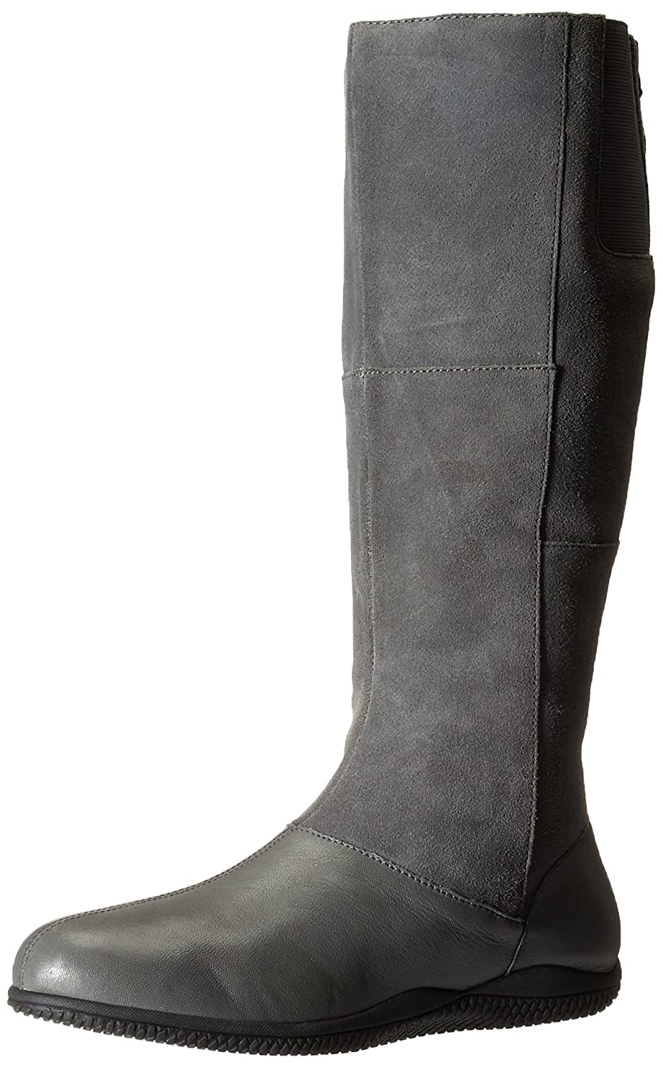 SoftWalk Women's Hollywood Winter Boot B00S01EA02 6.5 N US|Grey