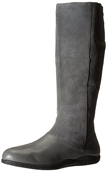 SoftWalk Women's Hollywood Winter Boot, Grey, ...