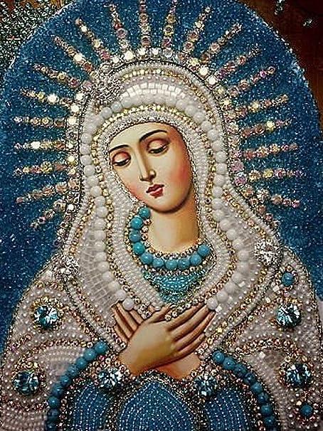 Diamond Painting Embroidery Kits Needlework Set Cross Stitch Mosaic Art Craft