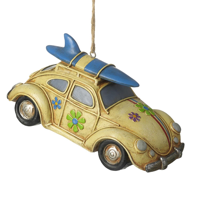 Heaven Sends Caseta para pajaros con forma de coche (23 x 12.5 x 12cm/Multicolor): Amazon.es: Hogar