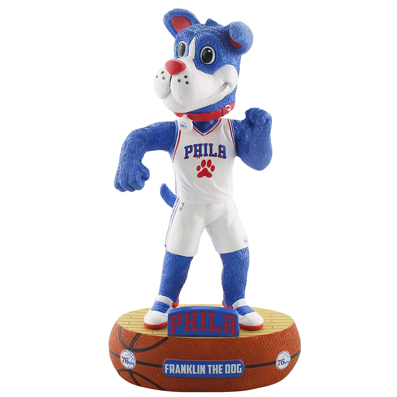 Philadelphia 76ers Mascot Philadelphia 76ers Baller Special Edition Bobblehead Forever Collectibles