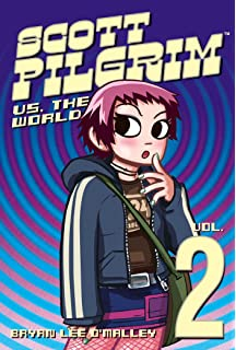 Amazon Com Scott Pilgrim Vol 1 Scott Pilgrim S Precious Little