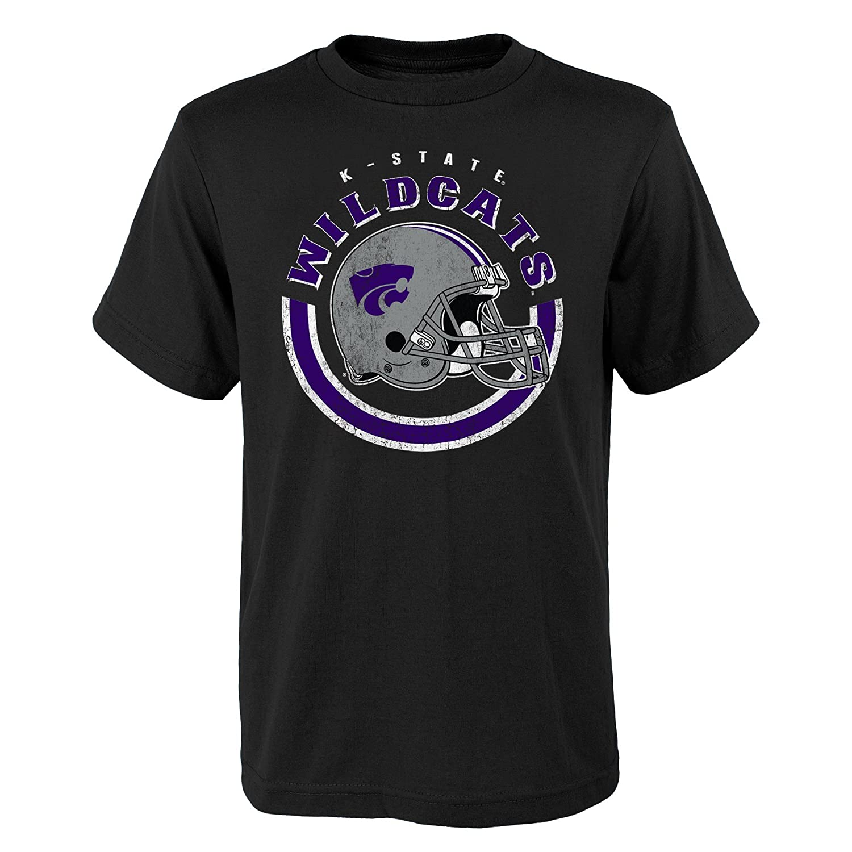 OuterStuff NCAA Boys 4-7 Cannon Ball Short Sleeve Tee