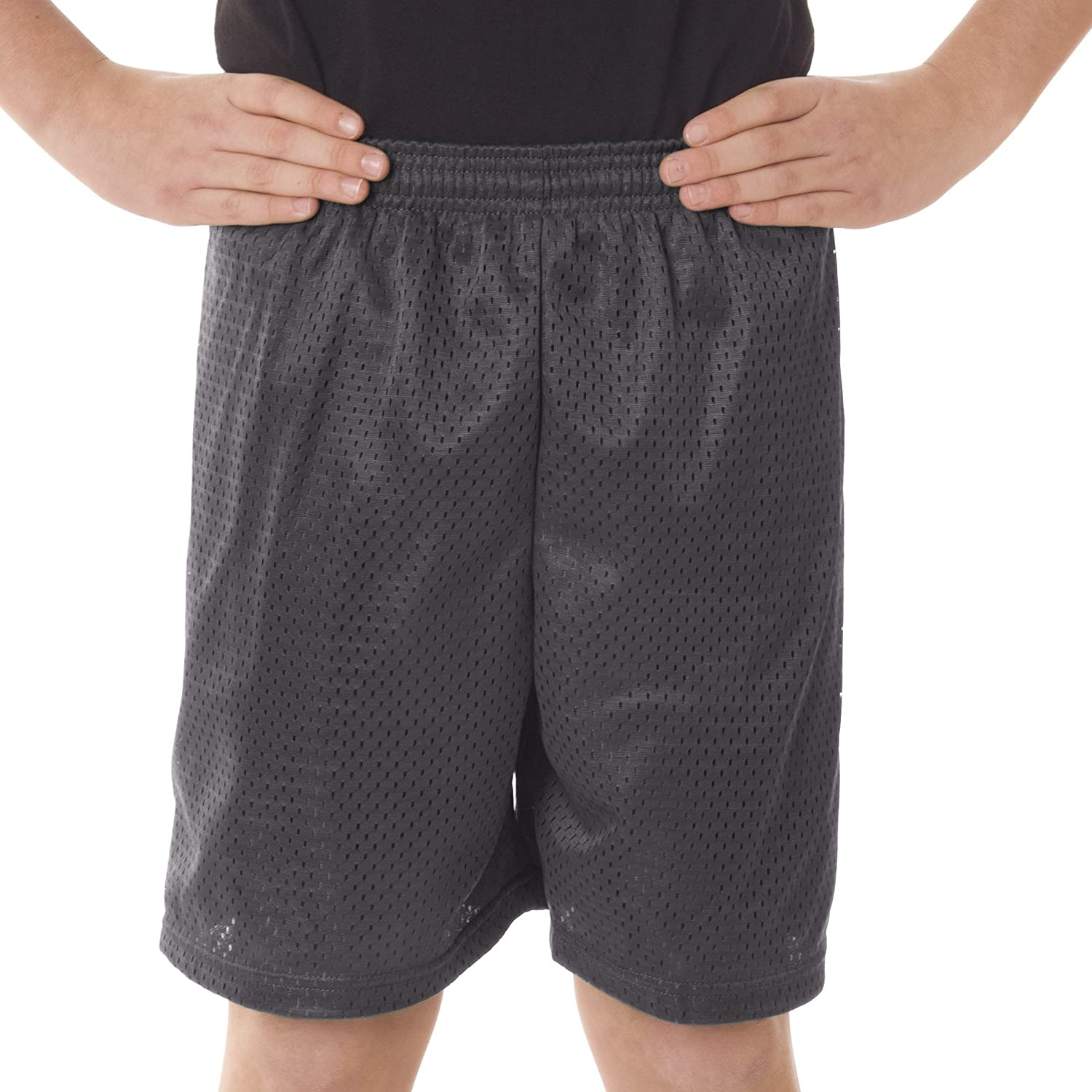 Badger 2207 Youth 6 Mesh Shorts for cheap