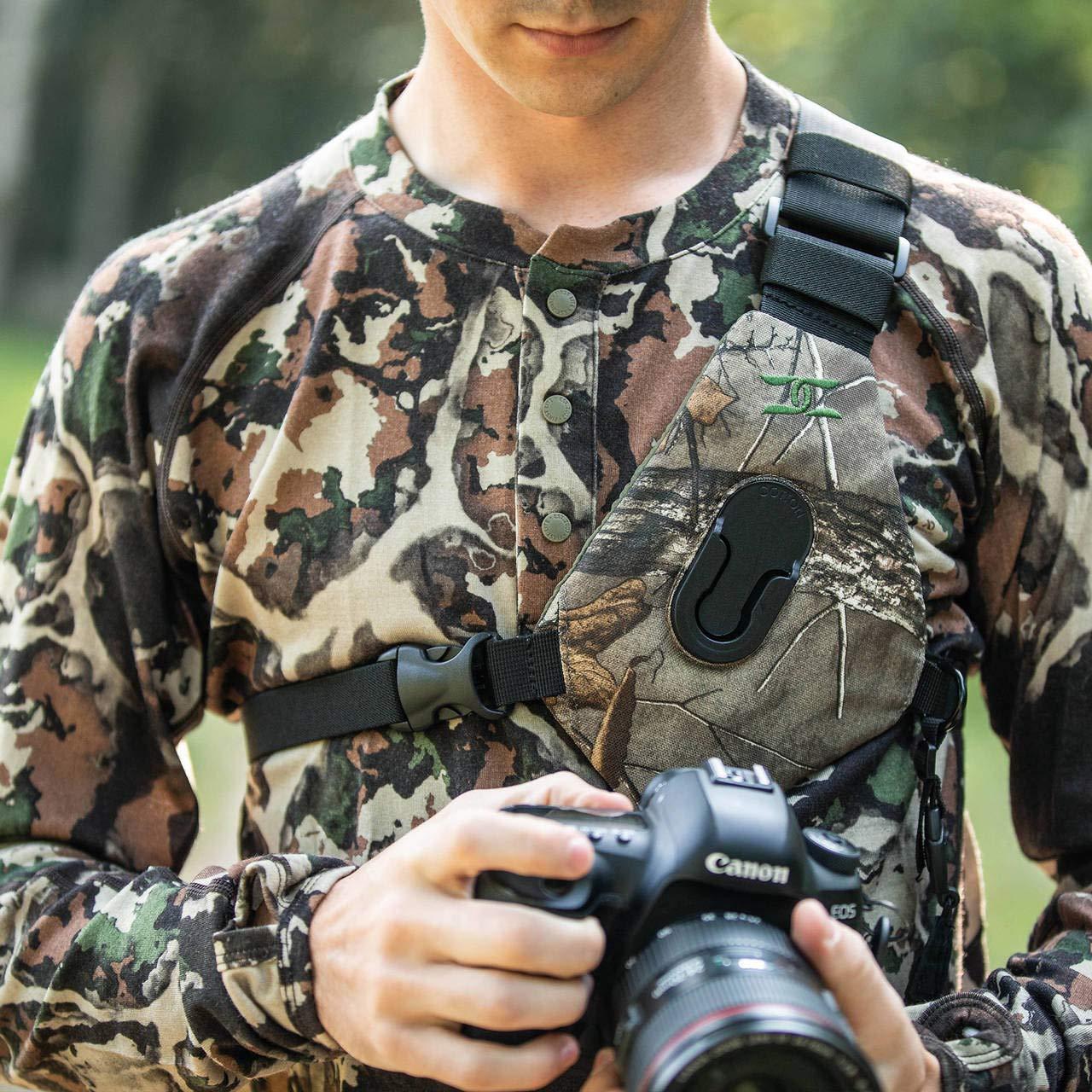 Cotton Carrier CCS G3 Sistema de arnés de cámara para una cámara ...