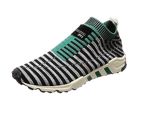 Zapatillas Adidas – EQT Support SK PK Negro/Gris/Verde Talla: 41-