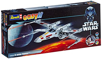 Amazon Com Revell Star Wars X Wing Fighter Kit Toys Games