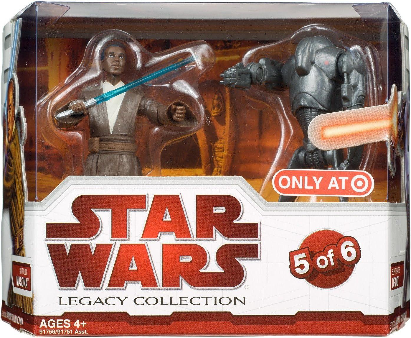 Star Wars Galactic Heroes Super Battle Droid Variant Dark