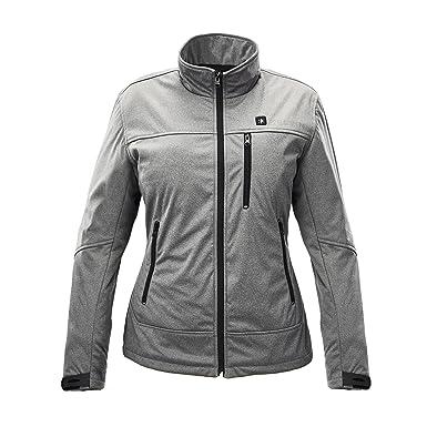 4182548fc Kelvin Heated Jacket Women - 5 Heat Zones + 10Hr Battery The Ultimate  Heated Coat