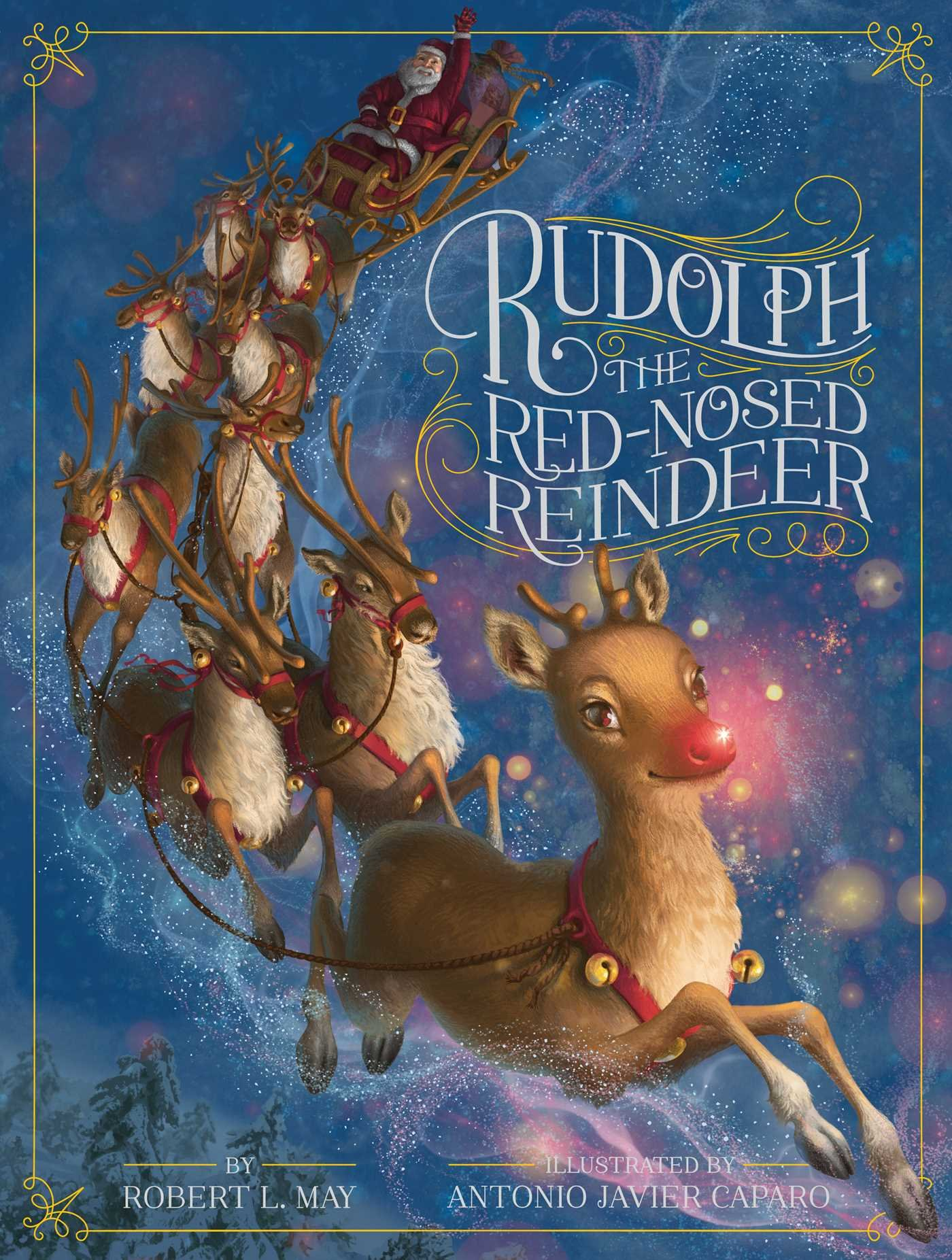 Amazon.com: Rudolph the Red-Nosed Reindeer (9781442474956): Robert L ...