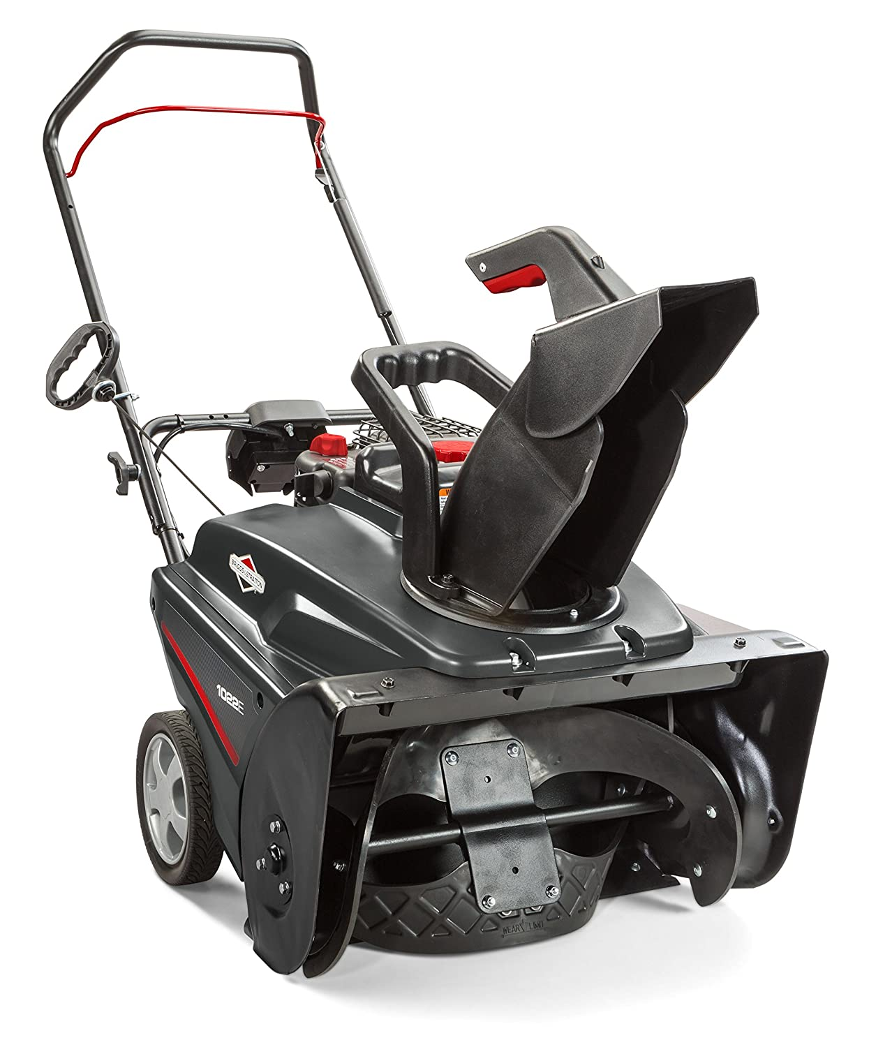 briggs and stratton 208cc snow blower review