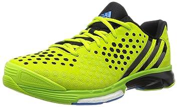 Adidas Volley Boost, Semi Solar SlimeCore, BlackShock Blue