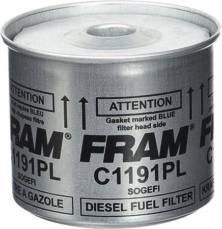Fram C1191PL Filtro combustible: Amazon.es: Coche y moto