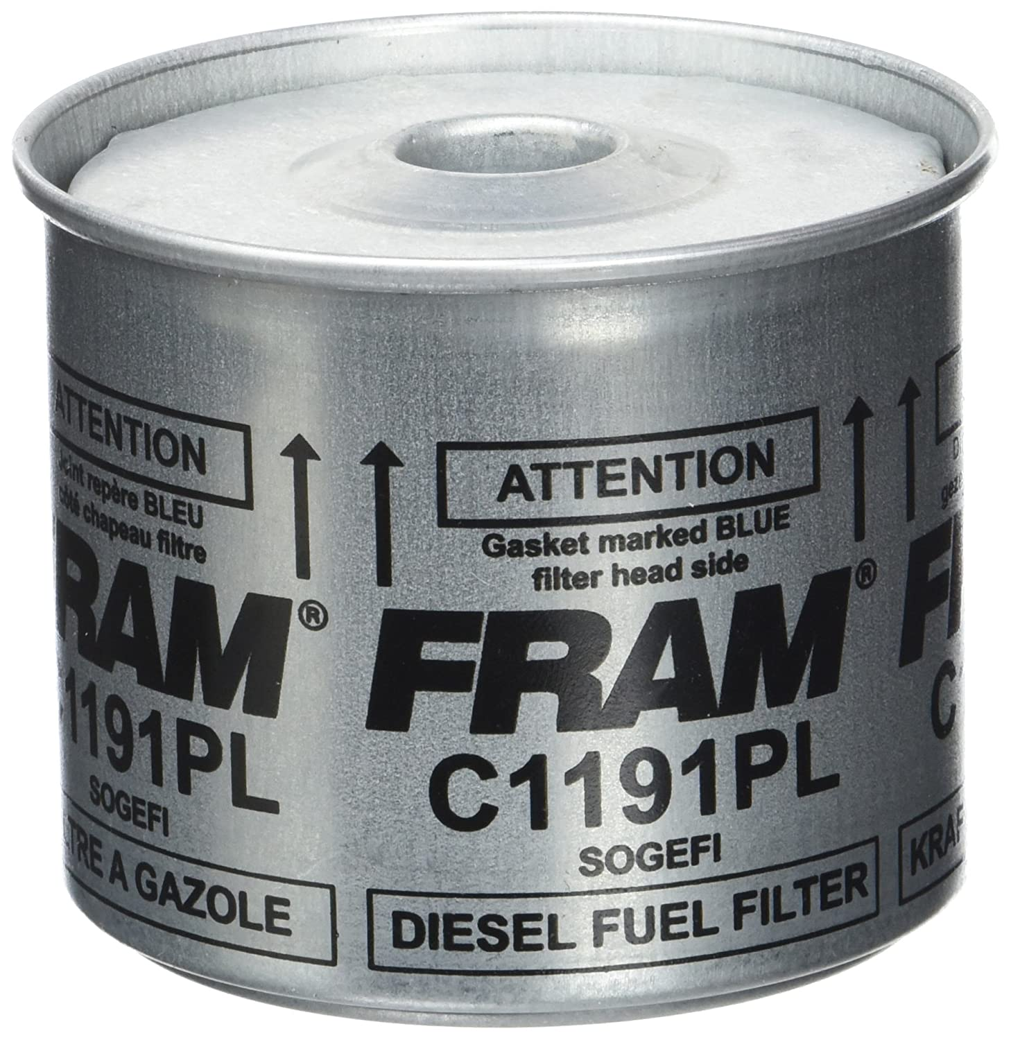 Fram C1191pl Fuel Filter Car Motorbike Volvo 2003