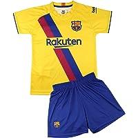 Kit Camiseta y Pantalón Infantil Segunda Equipación - FC Barcelona - Réplica Autorizada