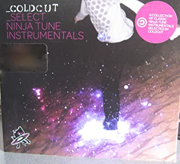 Coldcut Select Ninja Tune Instrumentals