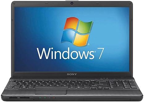 Sony VAIO VPCEH1S8E/B - Ordenador portátil (15.5, Intel, Core i5 2410M - 2300 MHz, ...