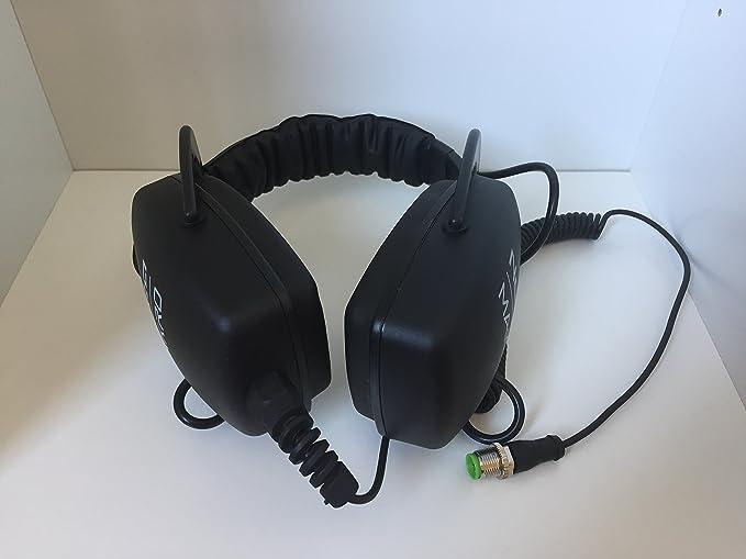 Amazon.com: Nokta & Makro Detectors Waterproof Headphones: Garden & Outdoor