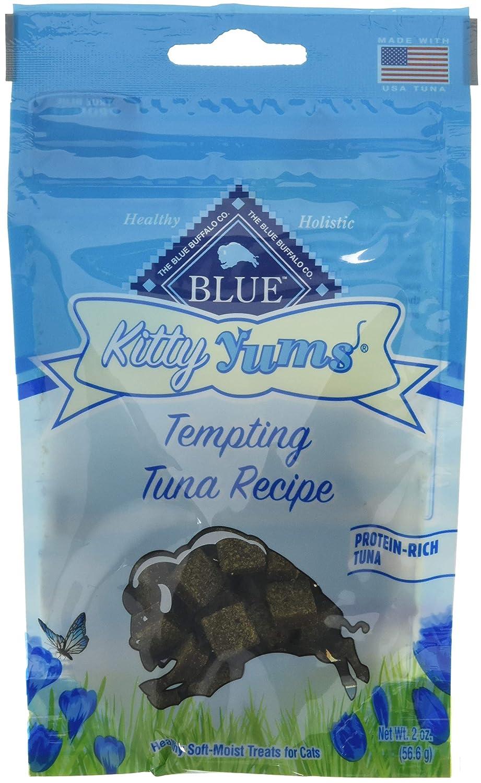 bluee Tempting Tuna Kitty YUMS Cat Treat (6 Pack)