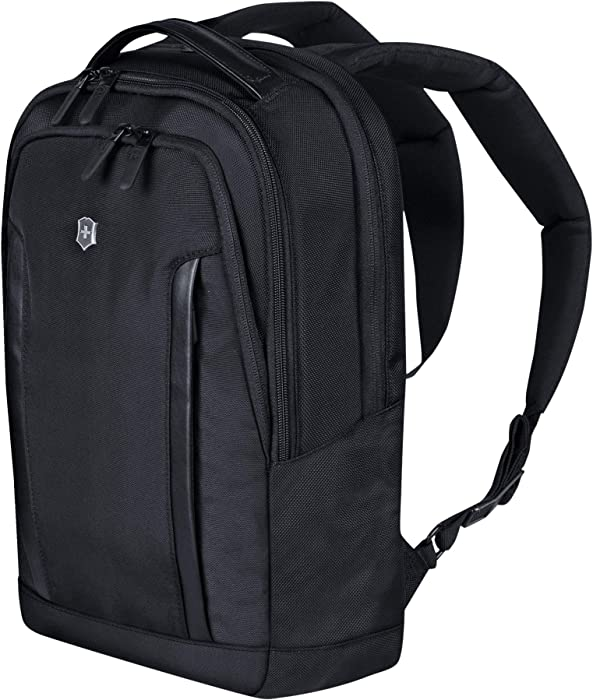Victorinox Altmont Professional Compact Laptop Backpack, Black, 18.9-inch