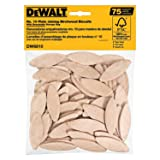 DEWALT DW6810 No. 10 Size Joining Biscuits. Sold as 2 Pack, 150 Pieces Total
