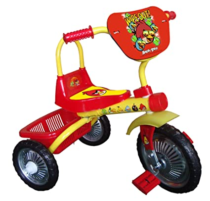 Angry Bird Tricycle Kids' Cycles at amazon