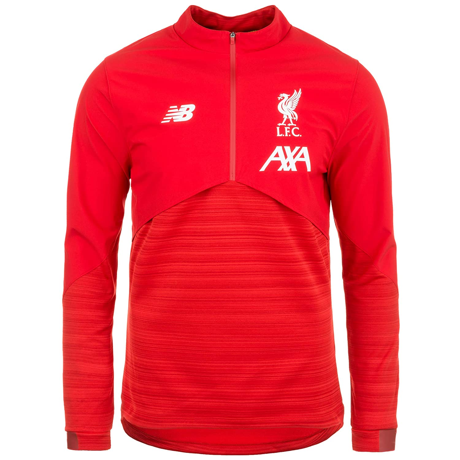 New Balance Polo Manche Longues Liverpool FC 19/2020: Amazon.es ...