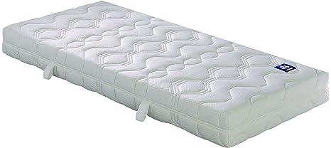Irisette Badenia 03888350245 Bettcomfort Lotus - Colchón de muelles ensacados