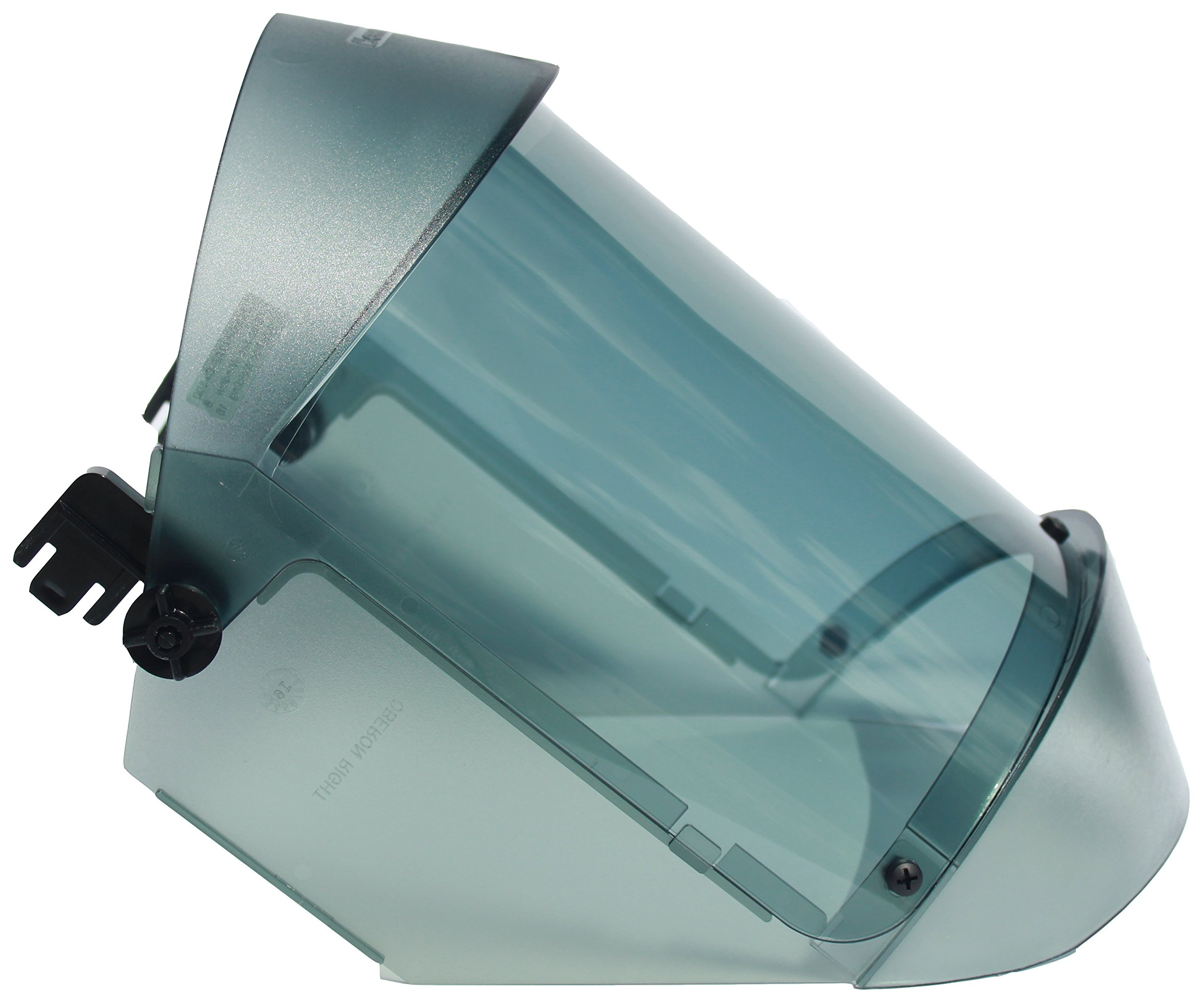 TCG12 Series Arc Flash Face Shield w/Adapter by Oberon Company