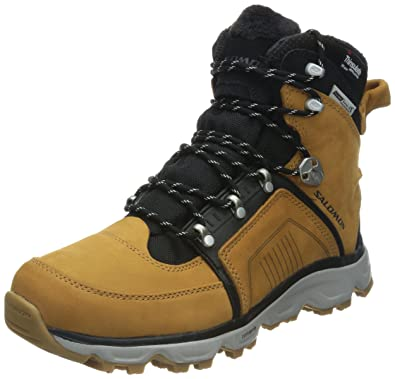 Salomon Switch 2 TS CS WP Color: Brown Size: 7.0UK