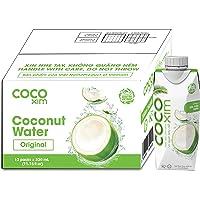CocoXim - Original coconut water 330ml | 330ml x 12 packs