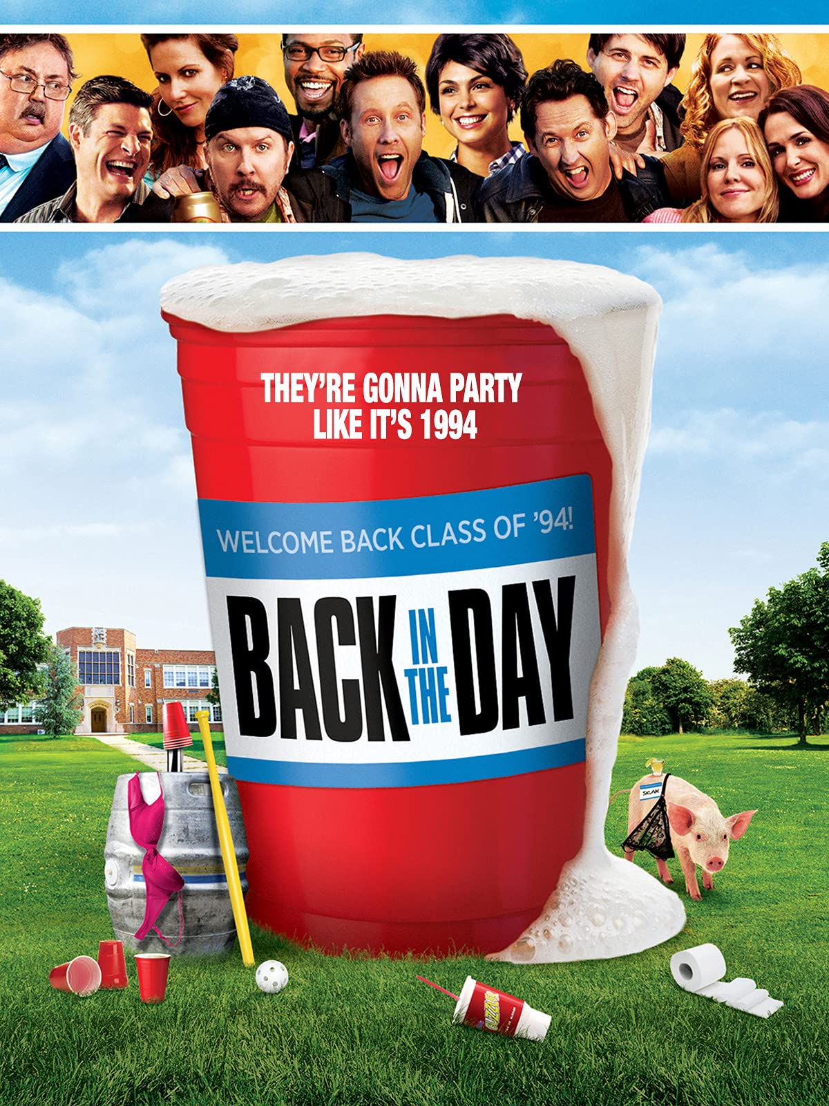 Back in the Day on Amazon Prime Video UK