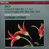 Bach: Orchestral Suites Nos. 1, 3, 4