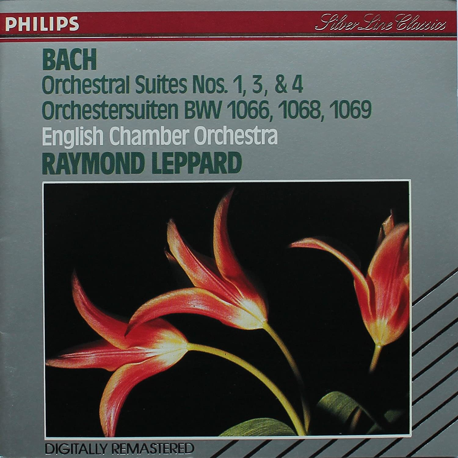 Bach-Leppard -Suite Orchestrale: English Chamber Orchestra, Raymond Leppard: Amazon.es: Música