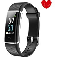 Lotyes Fitness Tracker Heart Rate Activity Tracker Waterproof Smart Band