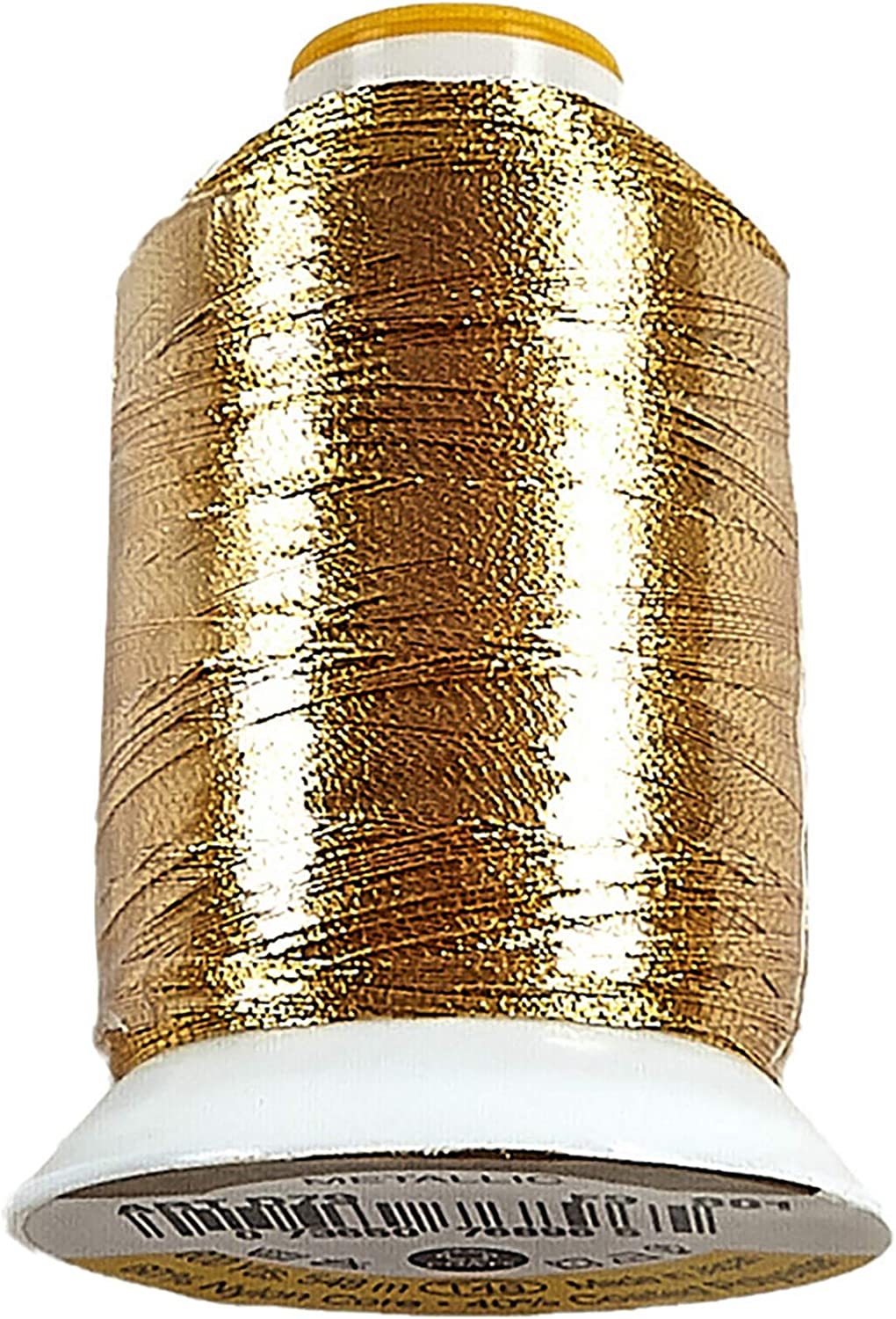 Gold /& Silver W 2 Colors Polyester Embroidery Machine Thread