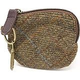 COL15) - Ladies Harris Tweed Clasp Coin Purse Eigg LB2035 ...