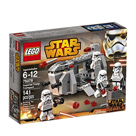 LEGO Star Wars Imperial Troop Transport 75078