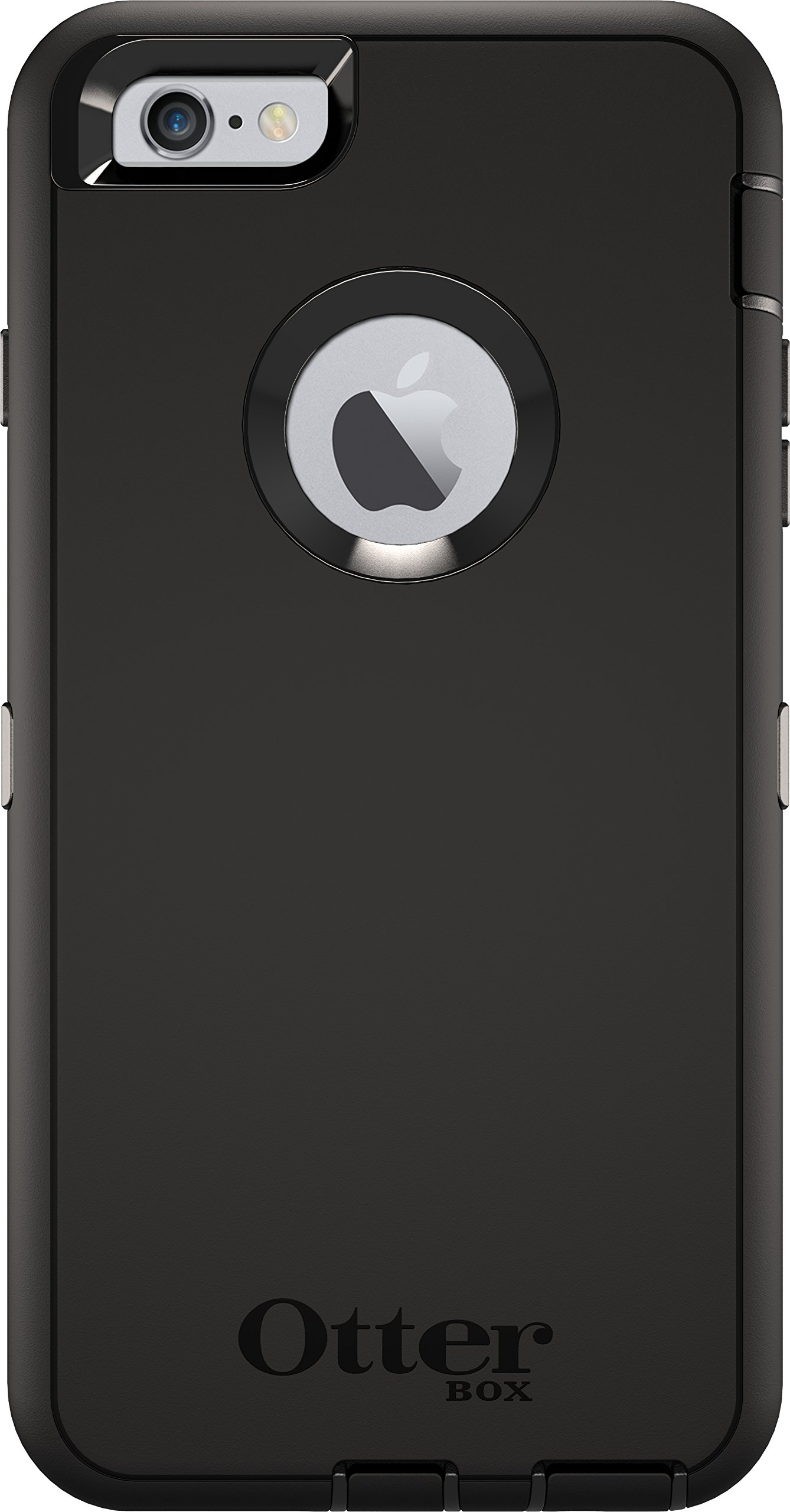 OtterBox DEFENDER iPhone 6 Plus/6s Plus Case - Retail Packaging - BLACK by OtterBox